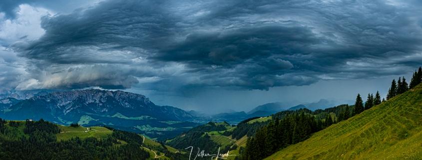 Wandberg - Inntal - Zahmer Kaiser - Wilder Kaiser