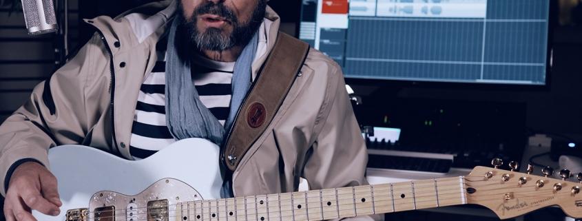 Timo Gross - Telecaster - Custom Modified