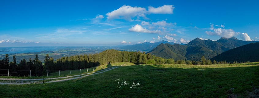 Adersberg Höhenrundweg - Chiemgau